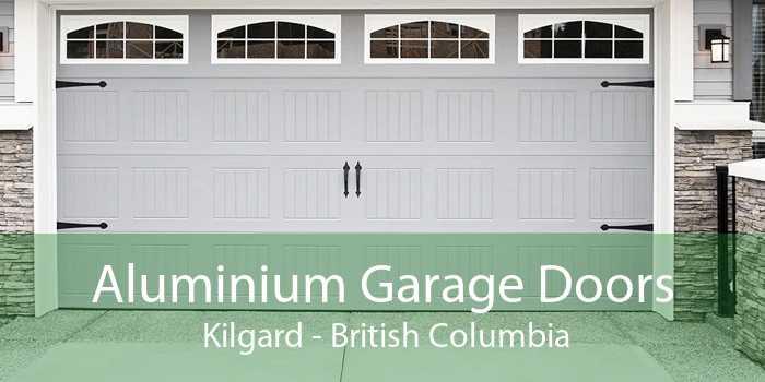 Aluminium Garage Doors  Kilgard - British Columbia