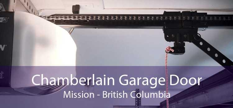 Chamberlain Garage Door Mission - British Columbia