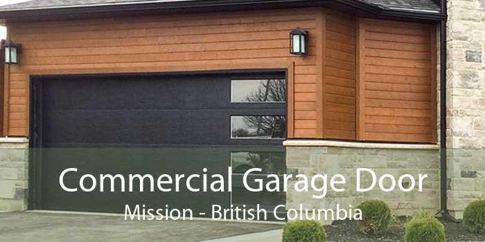 Commercial Garage Door Mission - British Columbia