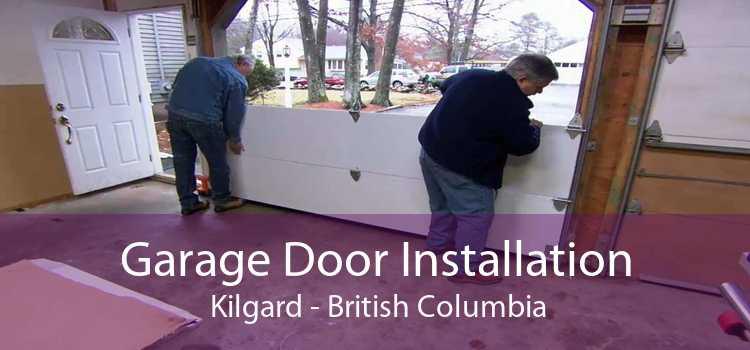 Garage Door Installation  Kilgard - British Columbia