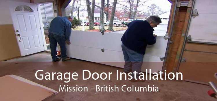 Garage Door Installation Mission - British Columbia