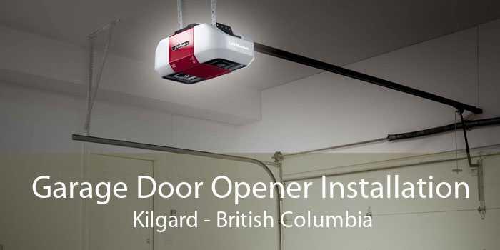 Garage Door Opener Installation  Kilgard - British Columbia