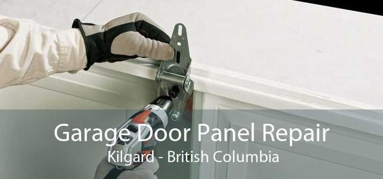 Garage Door Panel Repair  Kilgard - British Columbia