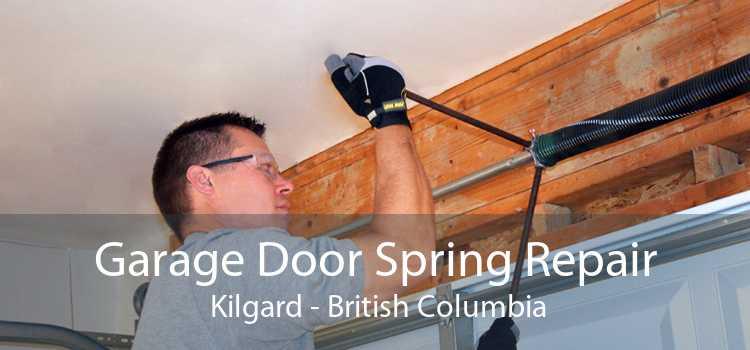 Garage Door Spring Repair  Kilgard - British Columbia