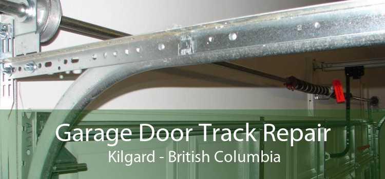 Garage Door Track Repair  Kilgard - British Columbia