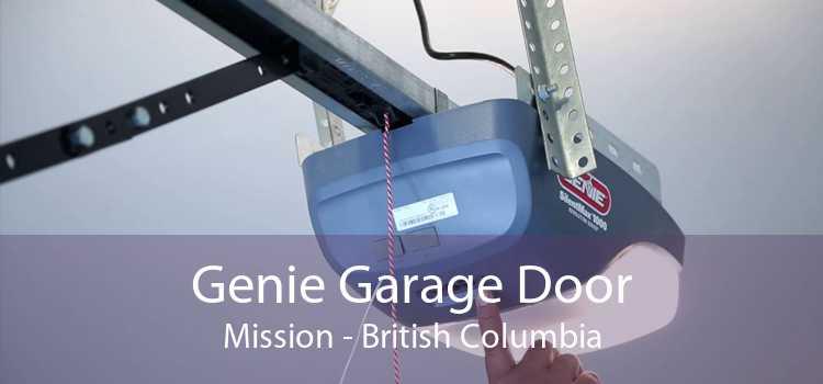 Genie Garage Door Mission - British Columbia