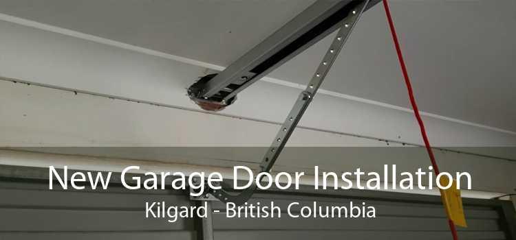 New Garage Door Installation  Kilgard - British Columbia