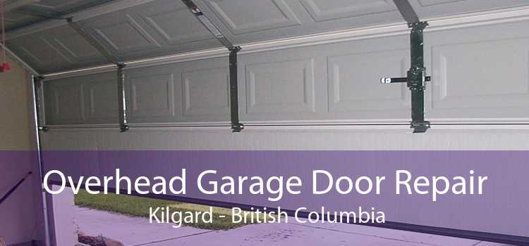 Overhead Garage Door Repair  Kilgard - British Columbia