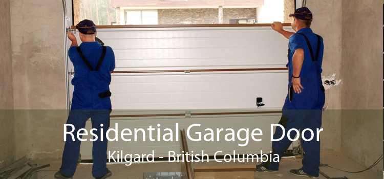 Residential Garage Door  Kilgard - British Columbia
