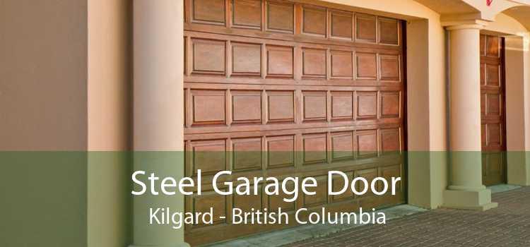 Steel Garage Door  Kilgard - British Columbia